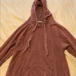 Long Sleeved Men's/Oversized Women's Hoodie